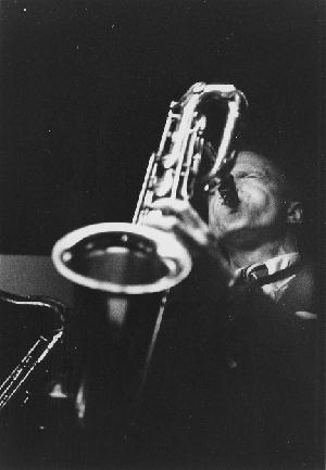 Jazz Baritone Saxophonist, Gerry Mulligan